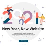 New Year, New Website 2021